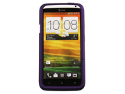 Seidio Surface Combo Amethyst Plastic Phone Case with Holster (OEM) BD2-HR3HTNXL-PR for HTC One X