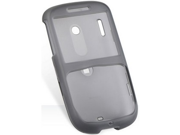 Solid Plastic Two Piece Phone Protector Ice Smoke Case For Sprint HTC Snap S511