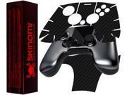 Skinomi® Carbon Fiber Black Full Body Protector Skin Cover for OUYA Controller