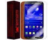 Skinomi® Light Wood Phone Skin+Screen Protector for Samsung Galaxy Mega 6.3