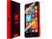 Skinomi Transparent Clear Full Body Protector Film Cover for Nokia Lumia 625