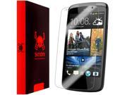 Skinomi Ultra Clear Shield Screen Protector Film Cover Guard for HTC Desire 500