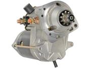 NEW 12V 10T STARTER 99-04 MOTOR CONDOR L-LINE 7500 8000 8500 9500 228000-5850