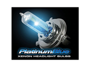 Recon HEADLIGHT BULBS H1 12V 55W-125W PLAT.BLUE