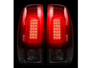 Recon LED TAIL LIGHTS 08 FORD SUPER DUTY