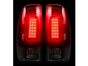 Recon LED TAIL LIGHTS 99-07 FORD SUPERDUTY