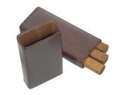 Maurya Brown Leather 3