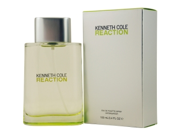 Kenneth Cole Reaction By Kenneth Cole Edt Spray 3.4 Oz For Men