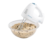 Hamilton Beach 62682RZ 6 Speed Hand Mixer with Snap-On Case-62682RZ