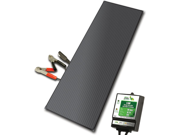 18 Watt Solar Battery Charger w/8 Amp Charge Controller
