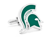 Michigan State Spartans Cufflinks