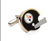 Retro Pittsburgh Steelers Cufflinks