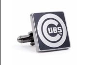 Black Series Chicago Cubs Cufflinks