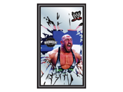 WWE Ryback Framed Logo Mirror