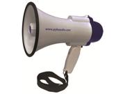 Pyle Pro 30W Megaphone Aux Input Lithium Battery - PMP38R