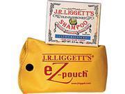 J.R.Liggett's EZ-Pouch Ultra Balanced Bar Shampoo with EZ Carry Case - 1 Bar