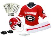 Georgia Bulldogs Youth NCAA Deluxe Helmet and Uniform Set (Medium) - FRA-15501F06-Y2