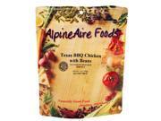 Alpine Aire Foods TexasBBQ Chicken w-Beans Serves2