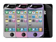 iSkin IP4FLMGSR Glam Screen film iPhone 4/4S SL