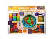 57pc Educational Teach Time Activity Set