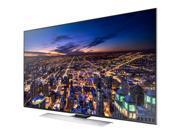 """Samsung UN55HU8550 55"""" Class 4K Ultra HD 120Hz 3D Smart LED TV"""