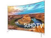 Samsung UN49KS8500FXZA 49-Inch 2160p 4K SUHD Smart Curved LED TV - Silver (2016)
