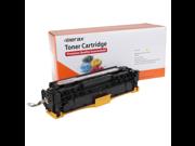 Merax Compatible Yellow Toner Cartridge for HP CC532A (304A)