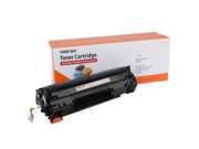Merax Premium Compatible High Yield Black Toner Cartridge for HP CE285A