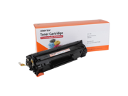 Merax Premium Compatible Black Toner Cartridge for HP CB435A (HP 35A, CB 435, HP35A, HP 35, HP35)