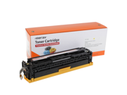 Merax Compatible Yellow Toner Cartridge for HP CE322A (128A)
