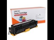 Merax Compatible Black Toner Cartridge for HP CC530A (304A)