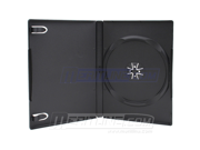 Merax 20pk Standard Single DVD Cases, Black Color, 4-Pack