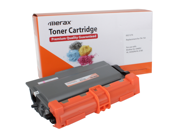 Merax Brother TN750 Compatible High Yield Black Toner Cartridge for Brother HL-5400, HL-6100, DCP-8110 Printer