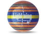 Tom Kuhn BC Tangerine Lightning Hardwood Yo-Yo - Orange