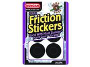 Duncan Yo-Yo Friction Stickers 8 Pack for Better Response