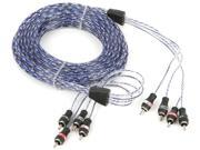 MTX ZN5450 StreetWires 4-Channel Interconnect Cable (5 Meters)