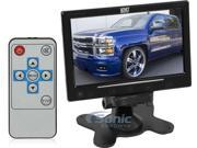 "BOYO Vision VTM7000S 7"" Digital TFT LCD Slim Monitor"