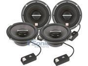 4 Speakers Total: 2 Pairs of JBL Power Series JBL P662 Coaxial Speakers