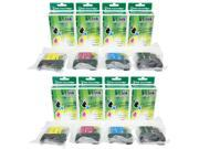 8pk Compatible Ink Cartridge for Brother LC103 Cartridge DCP-J152W, J245, J285DW, J4310DW, J4410DW, J450DW, J4510DW, J4610DW, J470DW, J4710DW, J475DW, J650DW, J6520DW, J6720DW, J6920DW, J870DW, J875DW