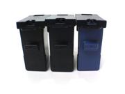 Cisinks ® 3 Pack (2 Black,1 Color) Remanufactured Lexmark Lexmark 82 (18L0032) Black and Lexmark 83 (18L0042) Color Ink Cartridge - #82 #83 LM82 LM83 XL