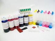 Cisinks ® EMPTY Continuous Ink Supply System for Epson 1400 Artisan 1430 Printers with Pigment ink bottles set CISS CIS