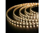 WYZworks LED 5050 SMD Rope Lights - Warm White 100 feet
