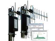 Outdoor Wireless Ethernet Bridge - 900MHz