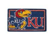 Kansas Jayhawks Welcome Mat