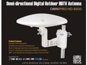 HD-8000 OmniPro HD-8000 omni-directional HDTV Antenna