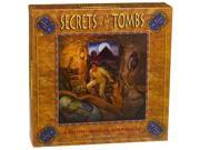 Secret of the Tombs Board Game
