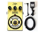 MXR Wylde Overdrive Effects Pedal + Power adapter and cables!