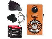 MXR ZW90 Wylde Phase Guitar Pedal + Free Strap, Picks, Strings & Cable