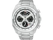 Citizen Eco-Drive Calibre 2100 Silver Dial Men's watch #AV0050-54A