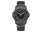 Men's Luminox Blackout Modern Mariner 6250 Diver's Watch 6252.BO